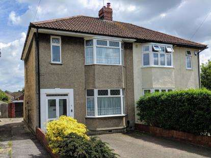 3 Bedrooms Semi Detached House for sale in Broadoak Walk, Fishponds, Bristol