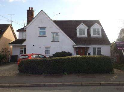 Detached House for sale in Wickford, Essex