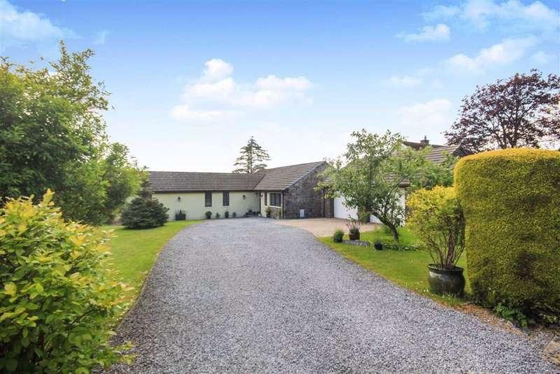 3 Bedrooms Detached Bungalow for sale in Reynalton, Pembrokeshire
