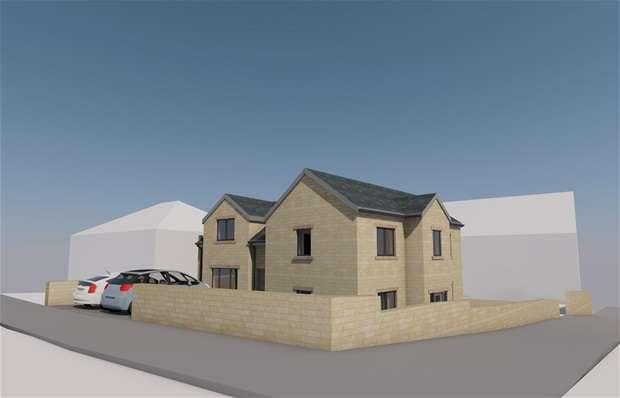 5 Bedrooms Detached House for sale in Nab Lane, Nab Wood, Shipley