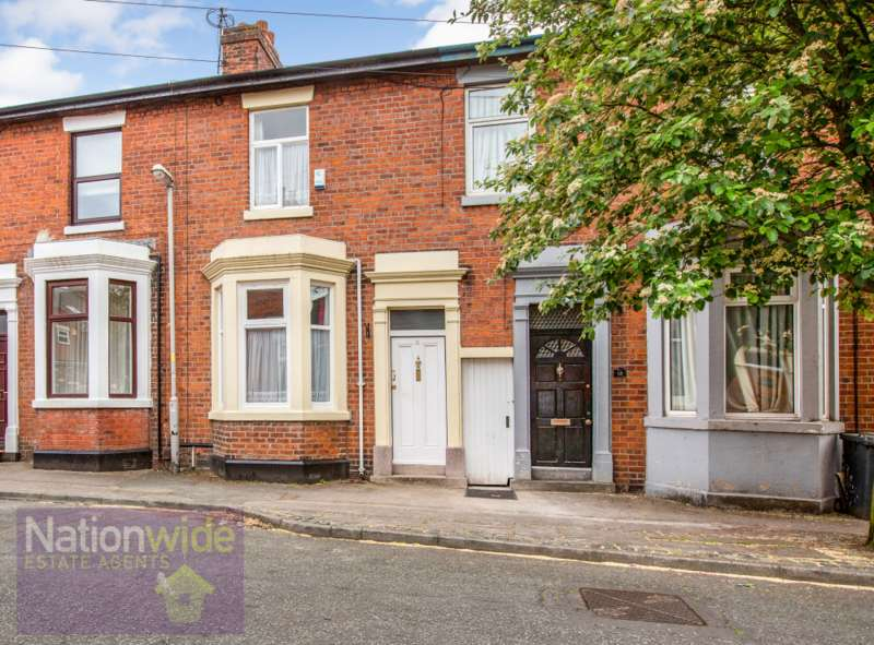 3 Bedrooms Terraced House for sale in Waterloo Terrace, Ashton-On-Ribble, PR2 1DA