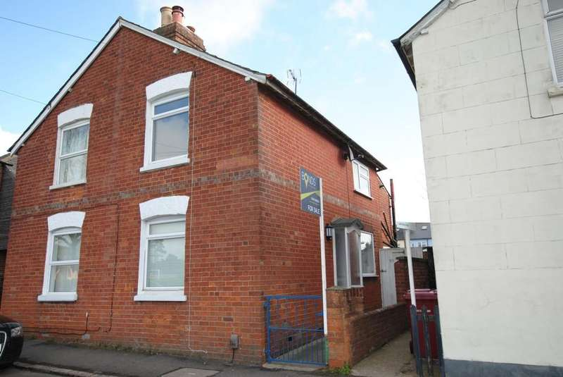 2 Bedrooms Semi Detached House for sale in Kidmore End Road, Emmer Green