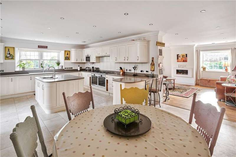 6 Bedrooms Detached House for sale in Oak Lane, Shillinglee, Godalming, West Sussex, GU8