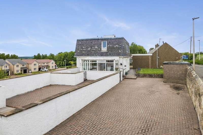 4 Bedrooms Detached House for sale in 166 Barleyknowe Road, Gorebridge, EH23 4PS