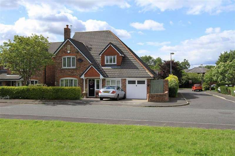 4 Bedrooms Detached House for sale in 45, Wrenbury Drive, Burnedge, Rochdale, OL16