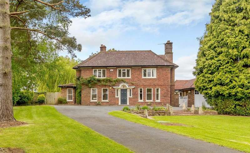 5 Bedrooms Unique Property for sale in Canon Frome, Ledbury, Herefordshire, HR8