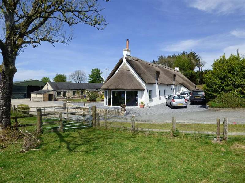 2 Bedrooms Smallholding Commercial for sale in Creuddyn Bridge, Lampeter
