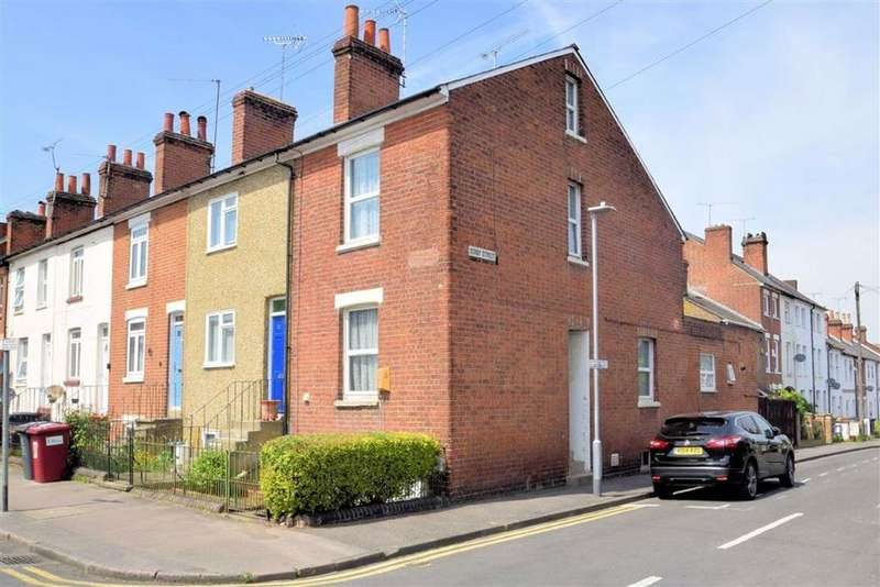 3 Bedrooms End Of Terrace House for sale in Battle Street, Reading