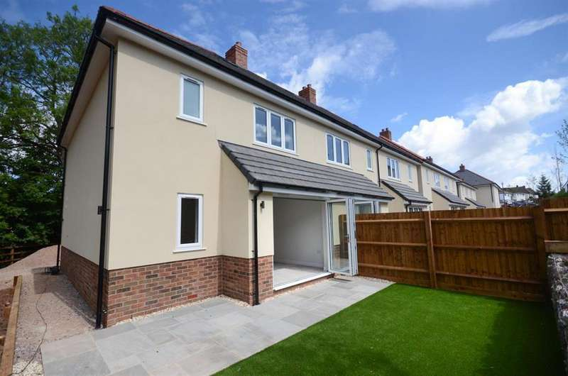 4 Bedrooms End Of Terrace House for sale in Cleeve Mews, Downend, Bristol, BS16 6EU
