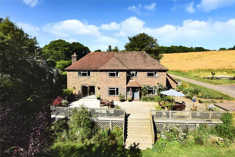 4 Bedrooms Detached House for sale in Coggins Mill Lane, Mayfield