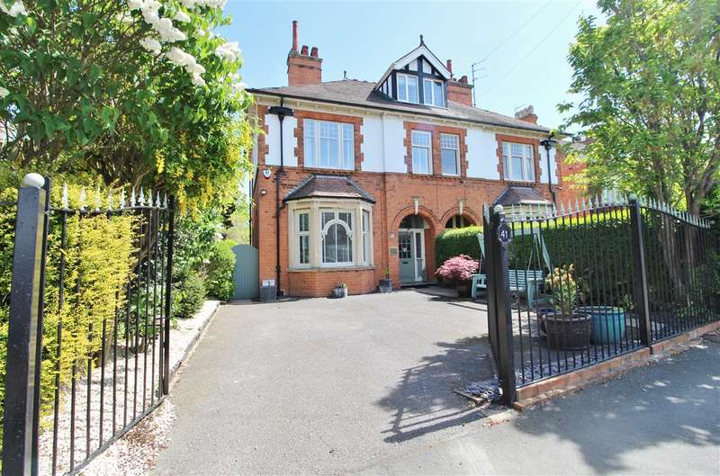 5 Bedrooms Semi Detached House for sale in Harrowby Road, Grantham