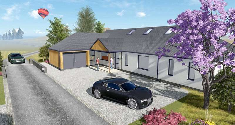 4 Bedrooms Detached House for sale in House 2 Ribbonfield, Crail, Anstruther, Fife, KY10