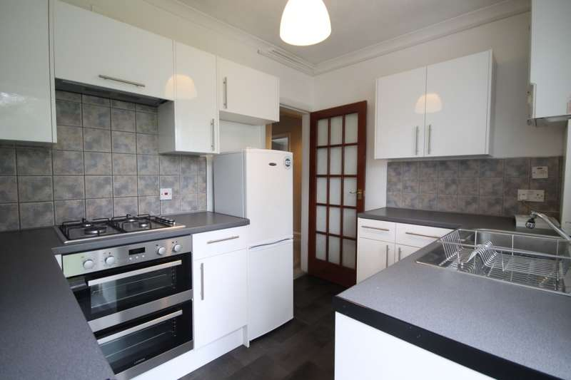 2 Bedrooms Maisonette Flat for rent in Redesdale Gardens, Isleworth, TW7