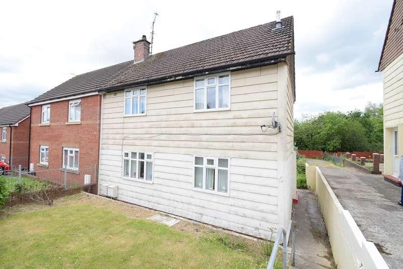 3 Bedrooms Semi Detached House for sale in Tenison Road, Trevethin, Pontypool, NP4
