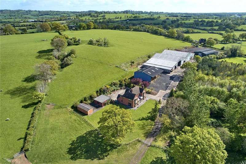 4 Bedrooms Farm Commercial for sale in Rowney Green, Alvechurch, Birmingham, B48