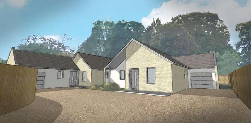 4 Bedrooms Detached Bungalow for sale in London Road, Bracebridge Heath, Lincoln