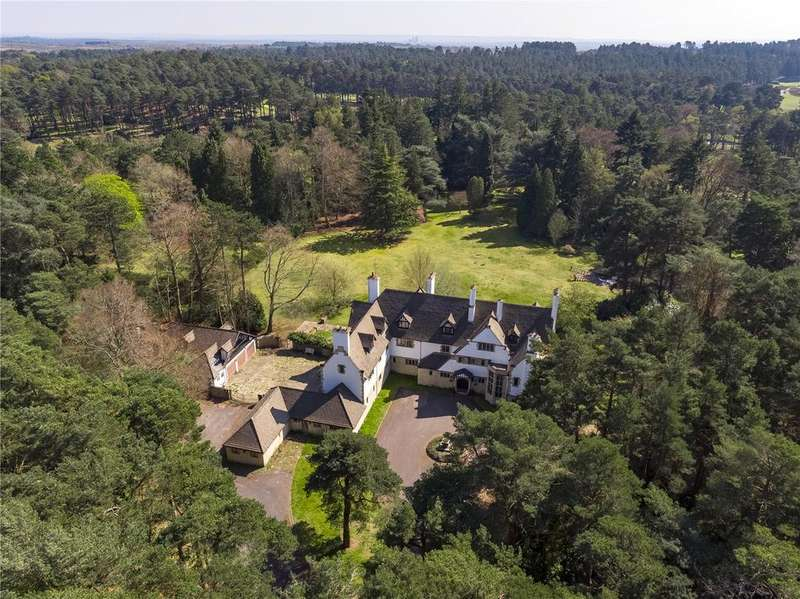 13 Bedrooms Detached House for sale in London Road, Sunningdale, Ascot, Surrey, SL5