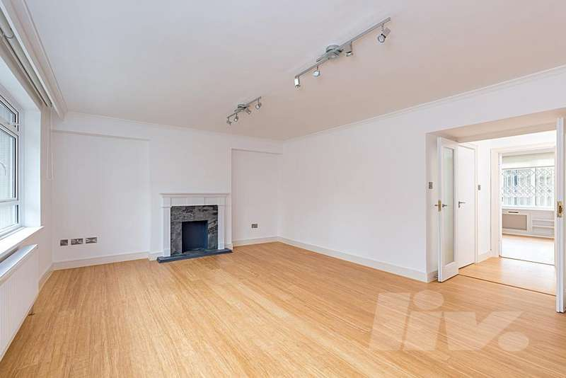 3 Bedrooms Apartment Flat for sale in Clifton Place, Lancaster Gate, Bayswater, W2