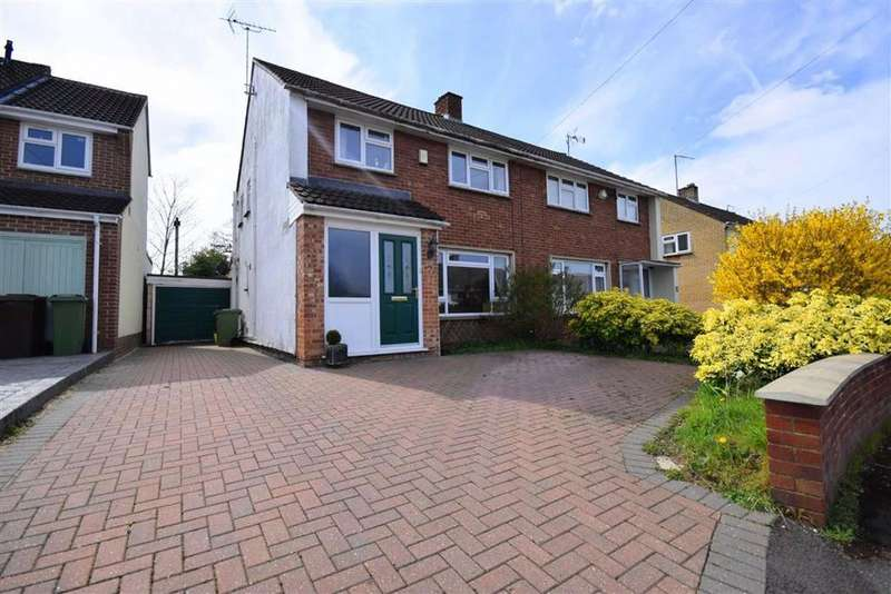 3 Bedrooms Semi Detached House for sale in Castlefields Road, Cheltenham, Gloucestershire
