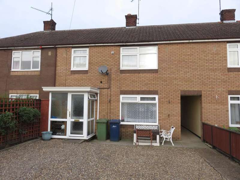 4 Bedrooms Terraced House for sale in Jeffrey Avenue, Walsoken, Wisbech, Cambs, PE13 3QY
