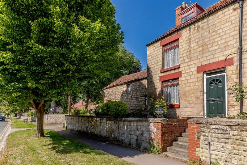4 Bedrooms End Of Terrace House for sale in Westgate, Pickering, YO18 8AU
