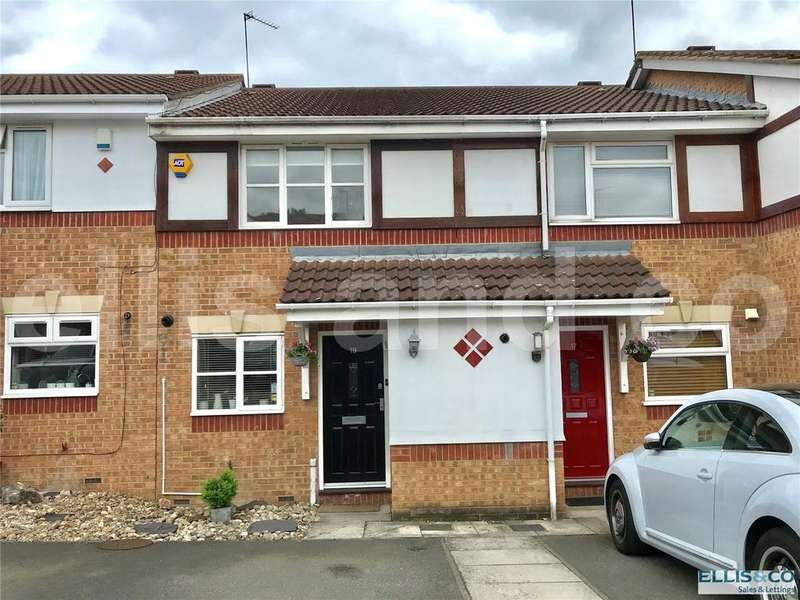 2 Bedrooms Terraced House for sale in Brancaster Drive, Mill Hill, London, NW7
