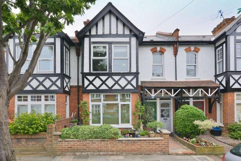 3 Bedrooms Maisonette Flat for sale in Cowley Road, Mortlake, SW14
