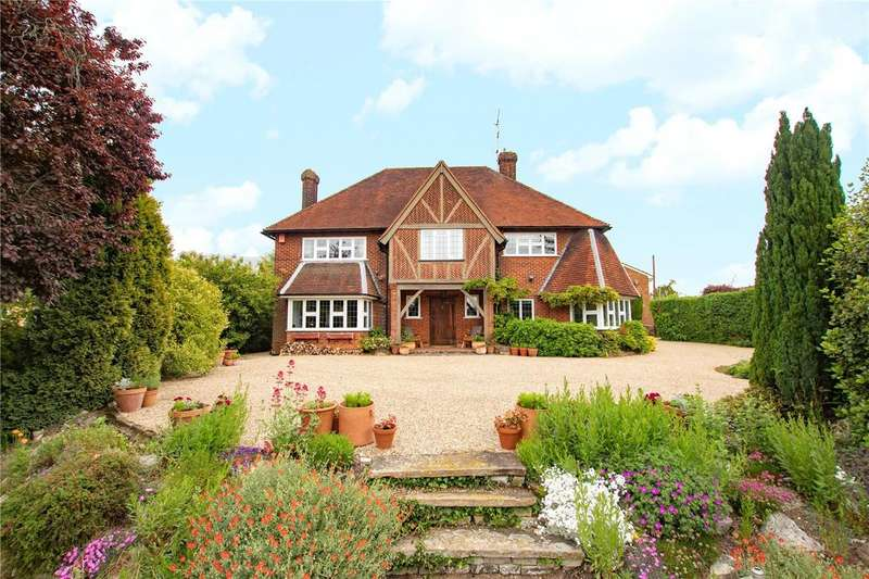 5 Bedrooms Detached House for sale in Maylins Acre, 17 Maylins Drive, Sawbridgeworth, Hertfordshire, CM21