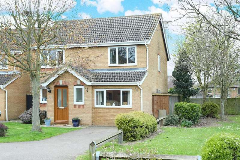 4 Bedrooms Detached House for sale in Stablegate Way, Market Harborough