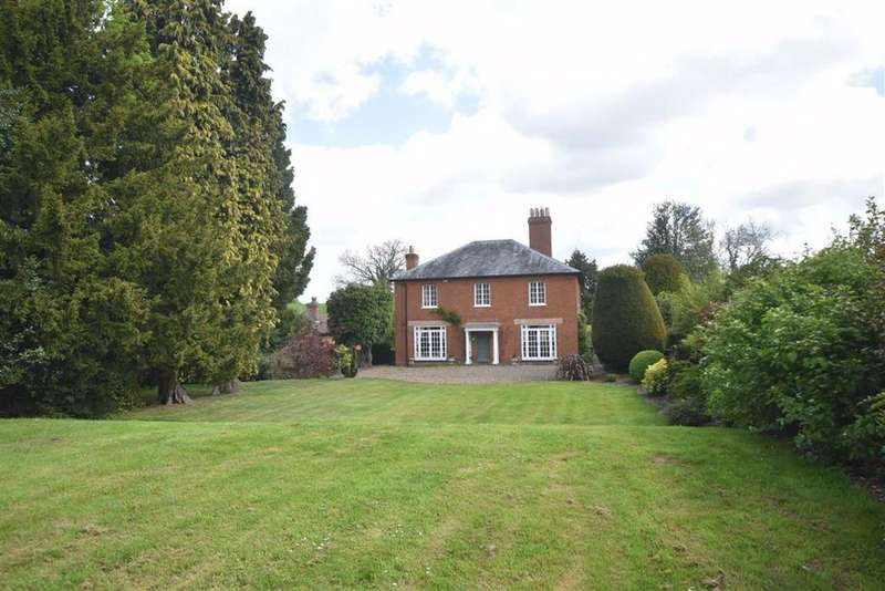 6 Bedrooms Detached House for sale in Ross Road, Ledbury, Herefordshire