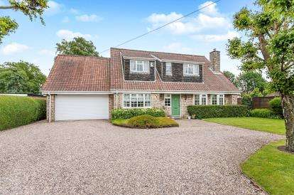 4 Bedrooms Detached House for sale in Stonehaven, Sibsey Road, Boston