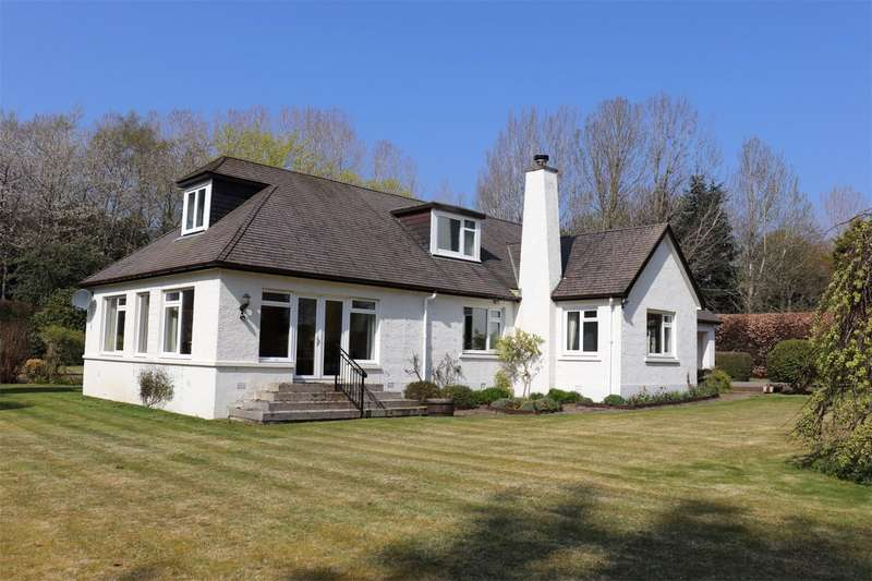 4 Bedrooms Equestrian Facility Character Property for sale in Balconie House, Evanton, Dingwall, IV16