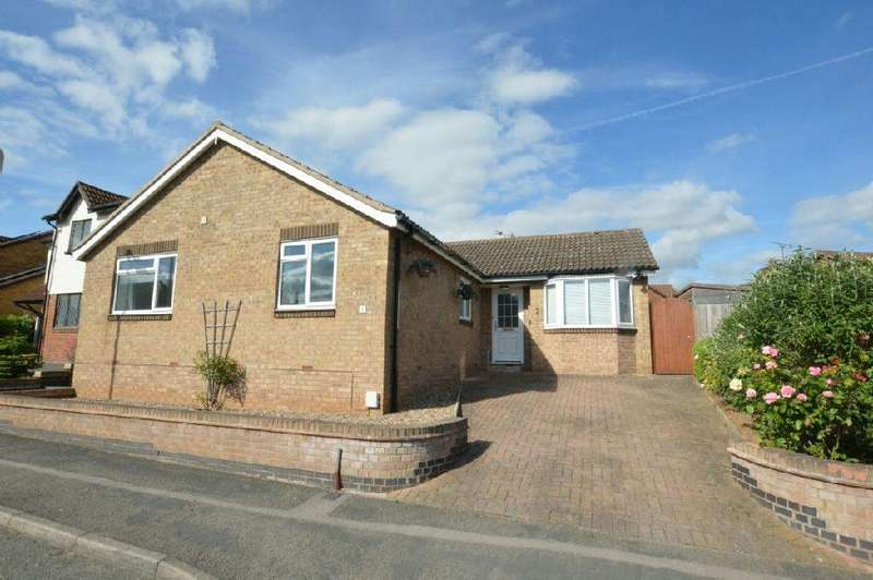 4 Bedrooms Detached House for sale in Ashlands Way, Narborough, Leicester
