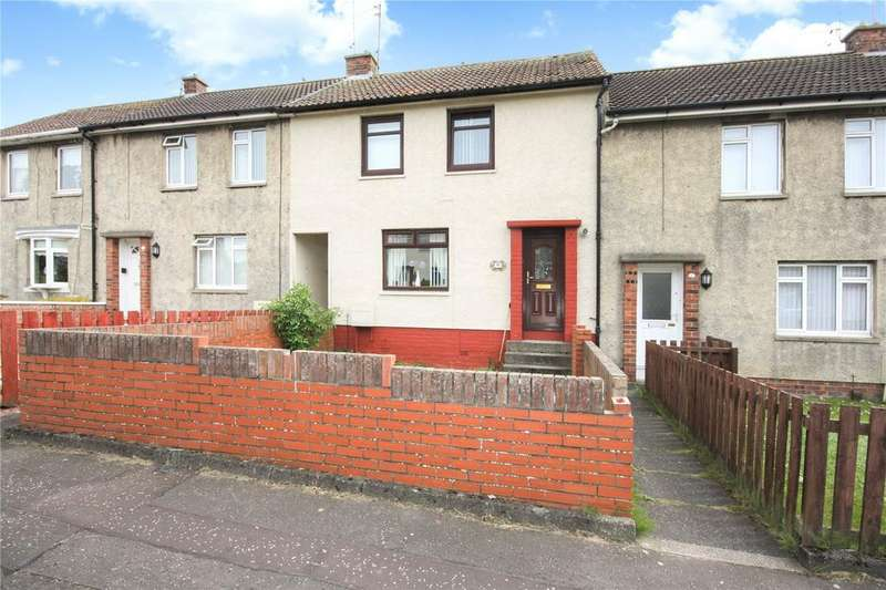 3 Bedrooms House for sale in 8 Fulshaw Crescent, Ayr, South Ayrshire, KA8