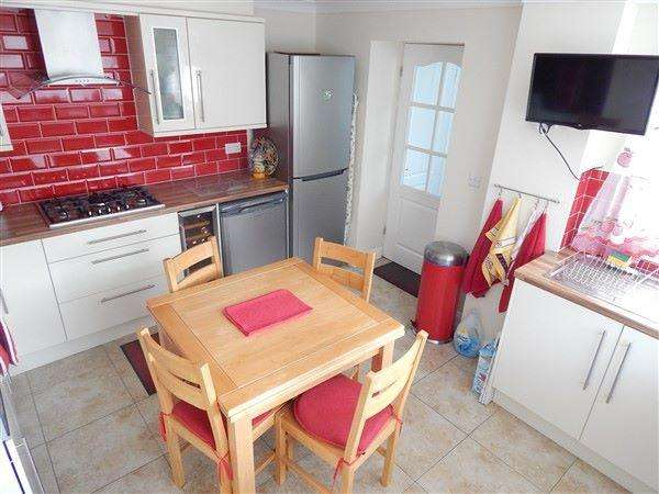 3 Bedrooms End Of Terrace House for sale in Newall Street, Abertillery, NP13 1EJ