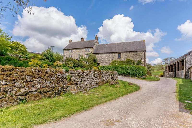 5 Bedrooms House for sale in Roystone Grange Farm and Holiday Cottage, Pikehall, Matlock