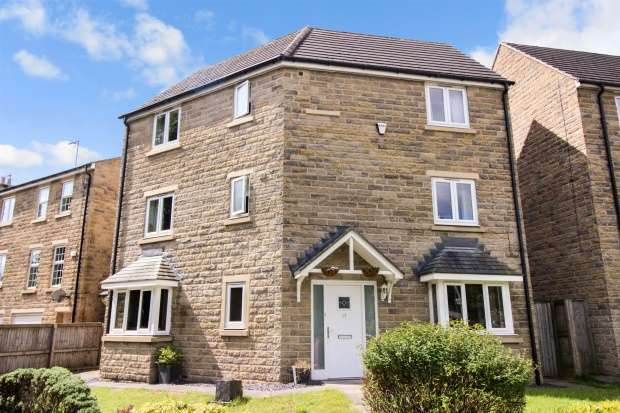 4 Bedrooms Detached House for sale in Victoria Road, Brighouse, West Yorkshire, HD6 4DX