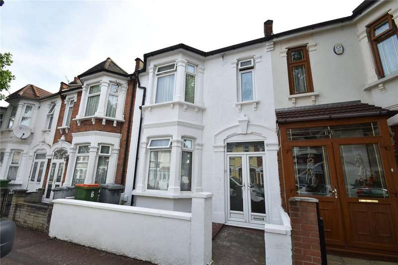3 Bedrooms Terraced House for sale in Bridge Road, London, E6
