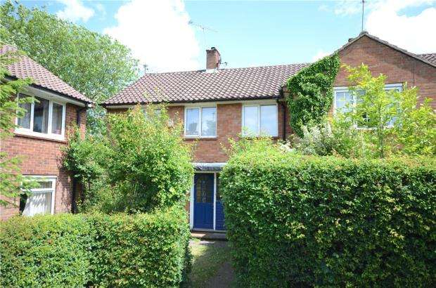 3 Bedrooms Semi Detached House for sale in Vincent Rise, Bracknell, Berkshire