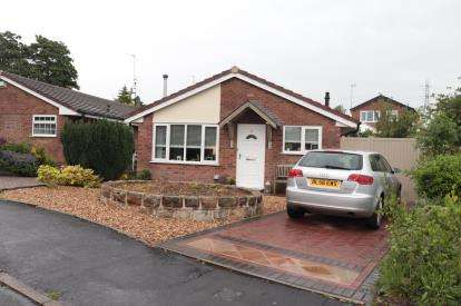 2 Bedrooms Bungalow for sale in Poise Brook Road, Offerton, Stockport, Cheshire
