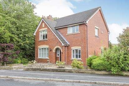 4 Bedrooms Detached House for sale in Heatherleigh, Leyland, PR26
