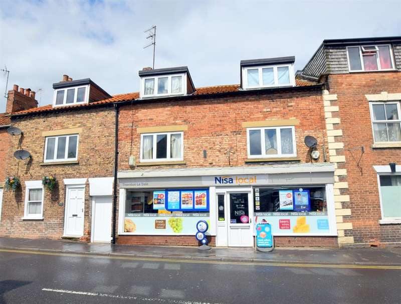 4 Bedrooms Commercial Property for sale in Pickering Road, Thornton Le Dale, Pickering, YO18 7LG