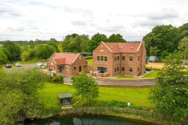 5 Bedrooms Detached House for sale in Brumby Common Lane, Scunthorpe, North Lincolnshire, DN17