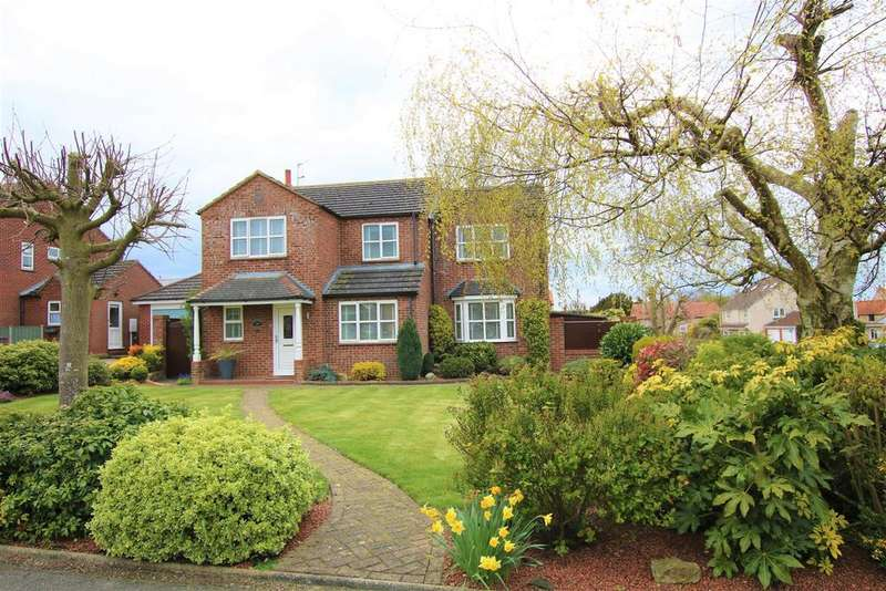 4 Bedrooms Detached House for sale in Chapel Lane, Navenby, Lincoln