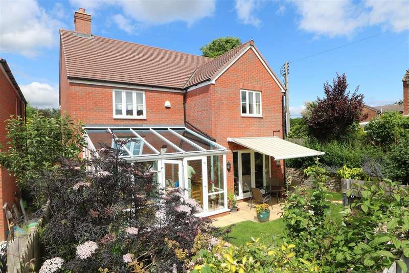 4 Bedrooms Detached House for sale in Culver Street, Newent