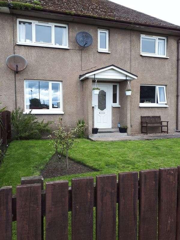 2 Bedrooms Property for sale in Kellas Avenue, Lossiemouth