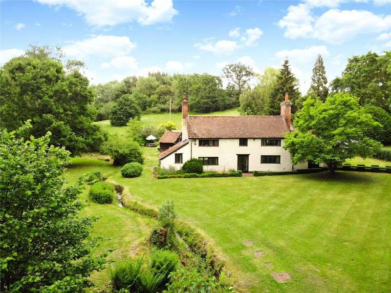 3 Bedrooms Property for sale in School Hill, Midgham, Reading, Berkshire