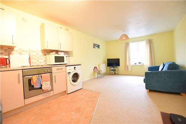 2 Bedrooms Flat for sale in Glasscutter, Petherton Road, BRISTOL, BS14 9BW