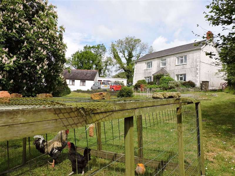 4 Bedrooms Property for sale in Peniel, Carmarthen
