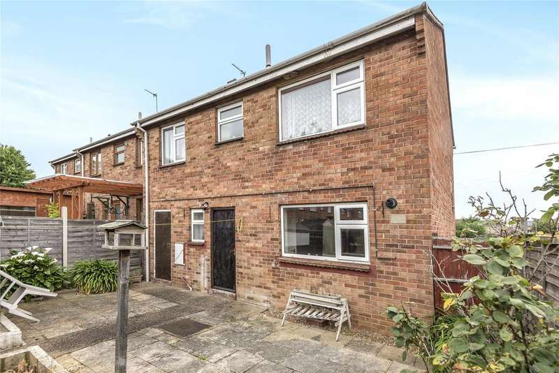 3 Bedrooms End Of Terrace House for sale in Harby Close, Grantham, NG31